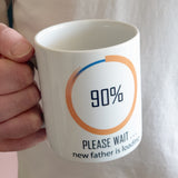 First Father's Day Mug - Afewhometruths