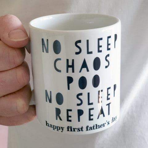 New Father Mug - Afewhometruths