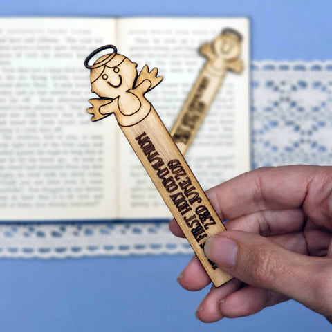 First Holy Communion Bookmark Gift - Afewhometruths