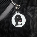 Personalised Dog ID Tag SR - Afewhometruths