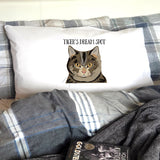 Personalised Cat Pillow Case - Afewhometruths