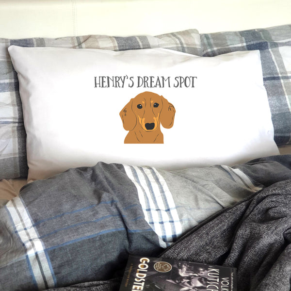 Personalised Dog Pillow Case - Afewhometruths