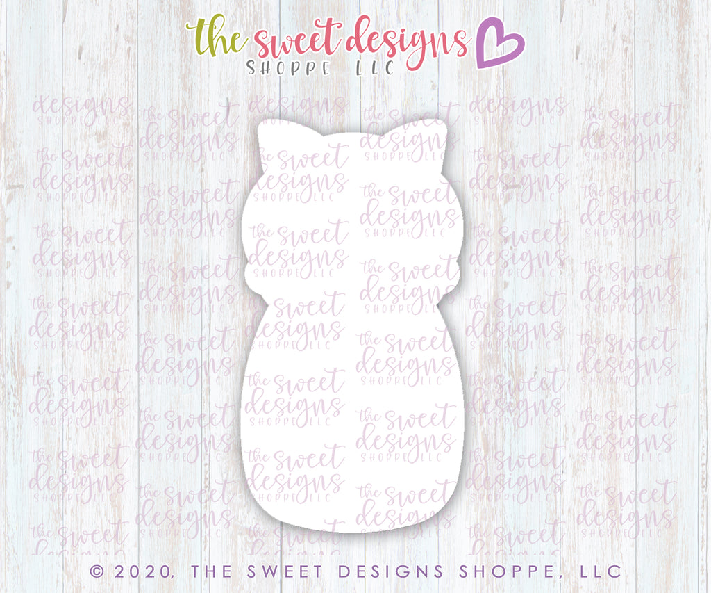 Baby Girl Swaddle with Bow - Cutter