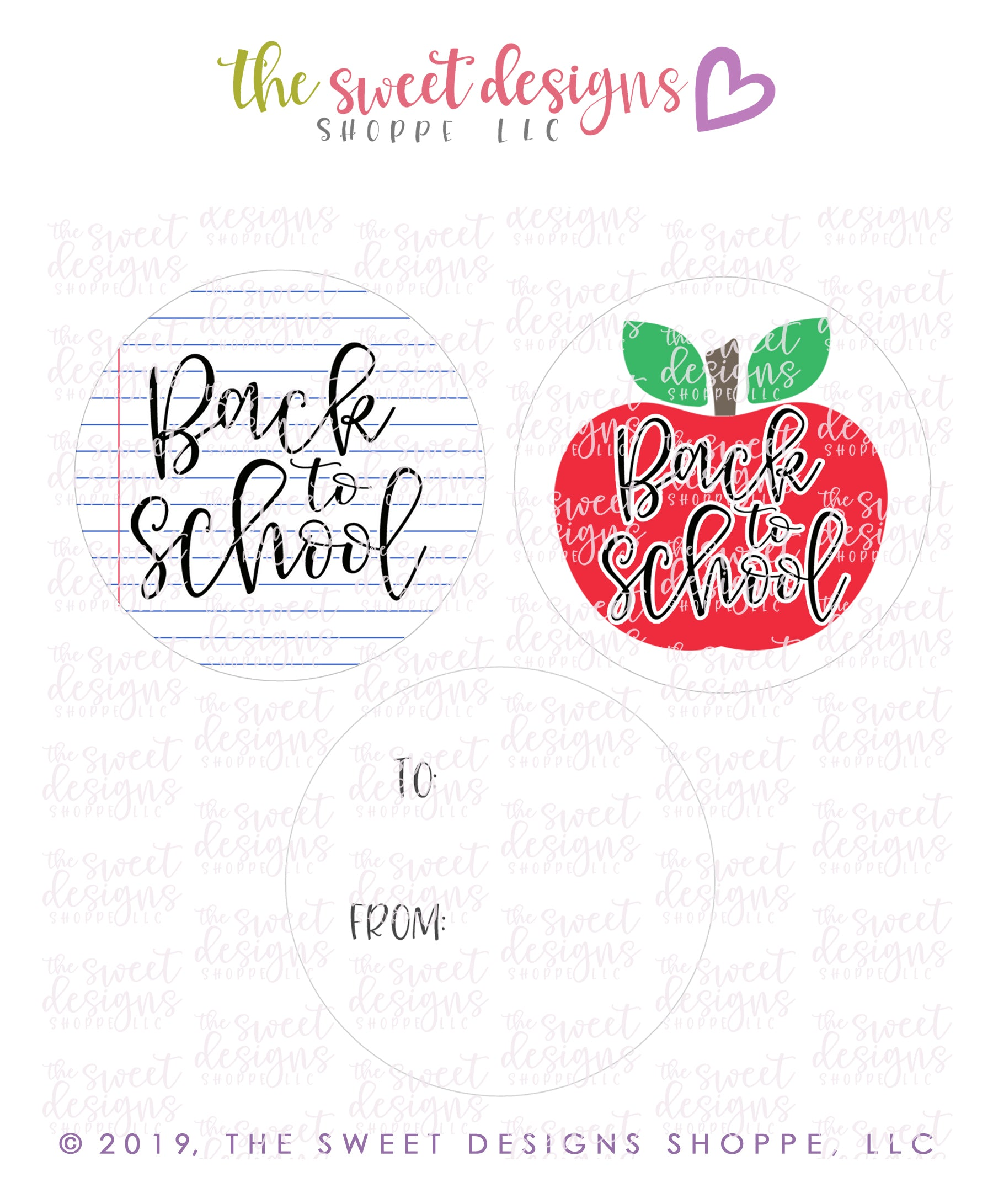 Back to School - Instant Download 2