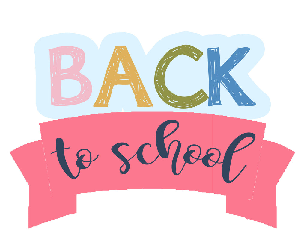 BACK to school - Cutter