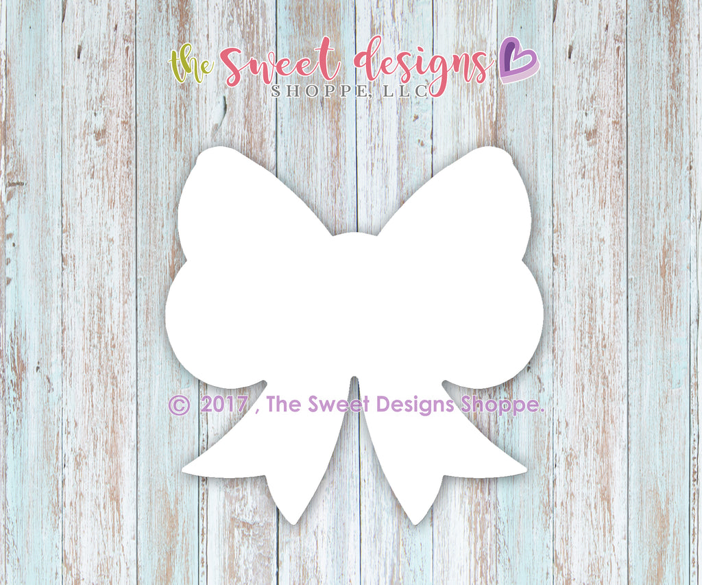Girly Bow - Cutter
