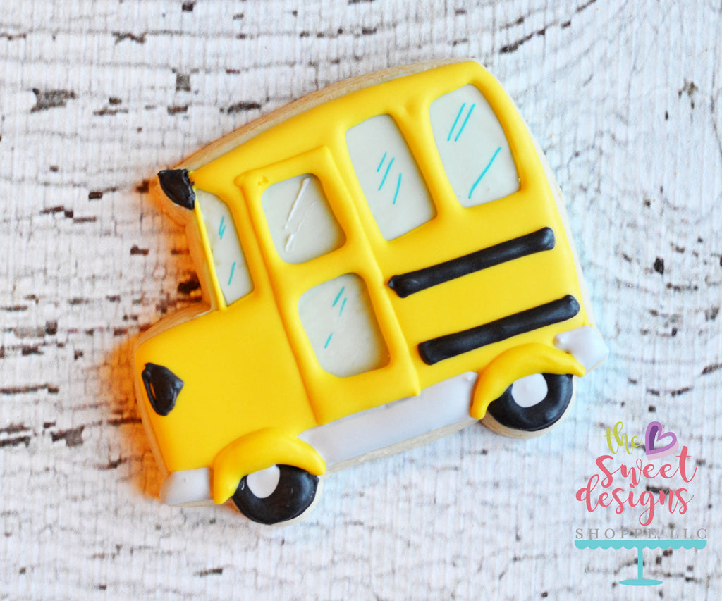 School Bus - Cutter