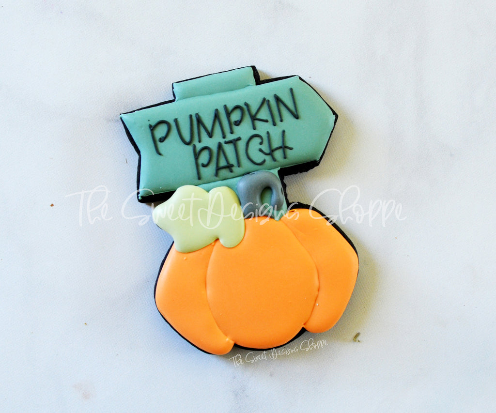 Pumpkin Patch - Cutter