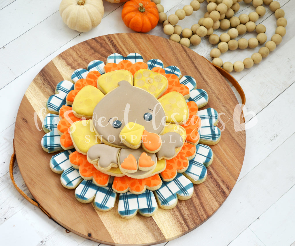 Turkey Platter - Cutter(s)