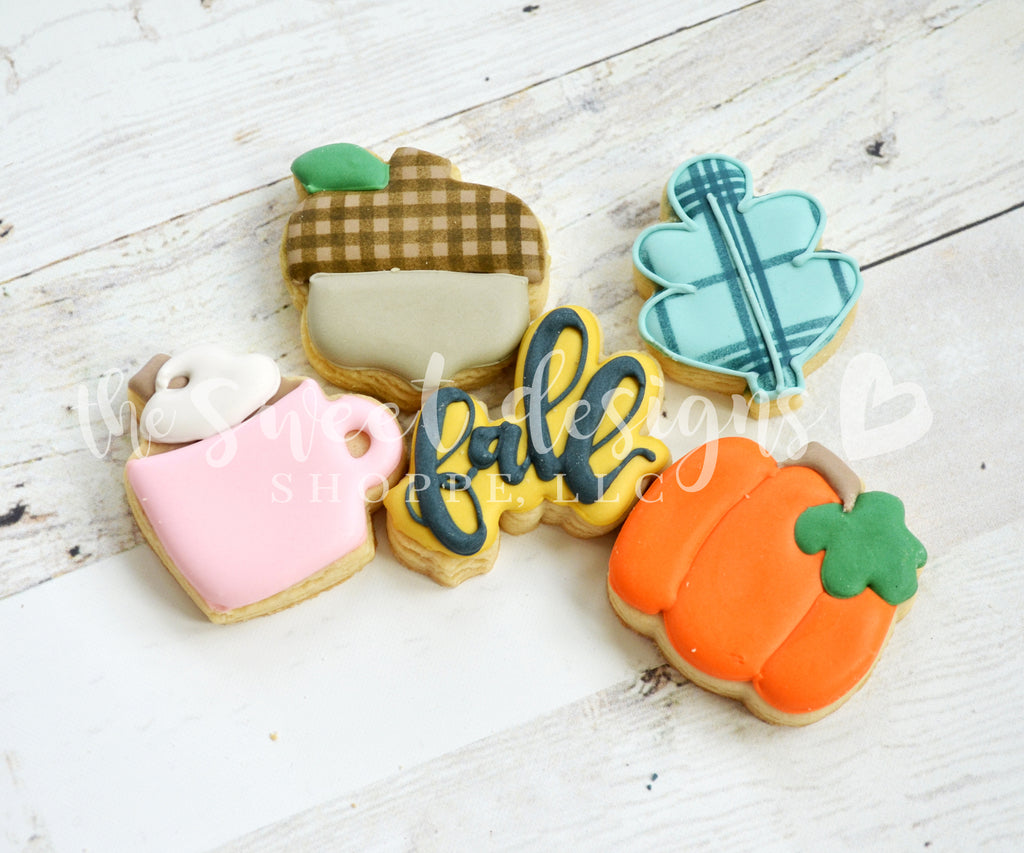 Fall Mini Set - Cutters