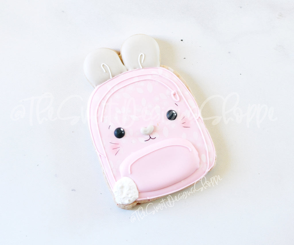 Bunny Backpack - Cutter