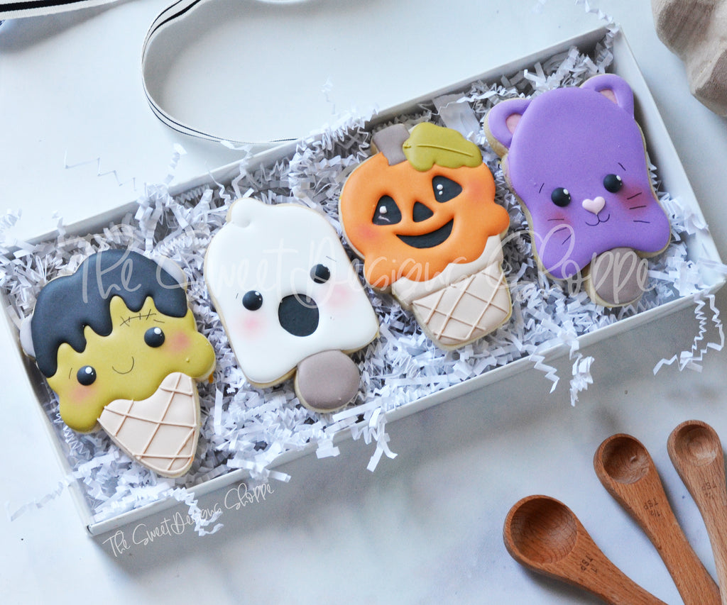 Halloween Cold Treats Set - Cutters