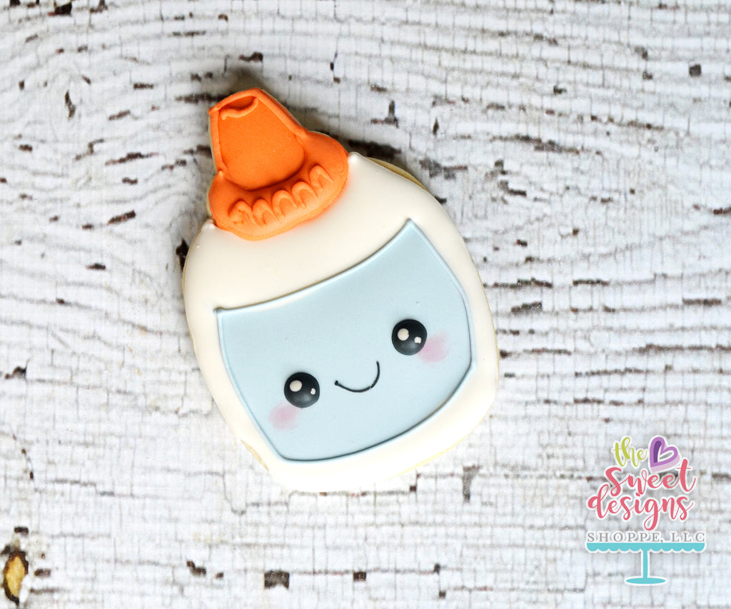 Kawaii Glue Bottle - Cutter