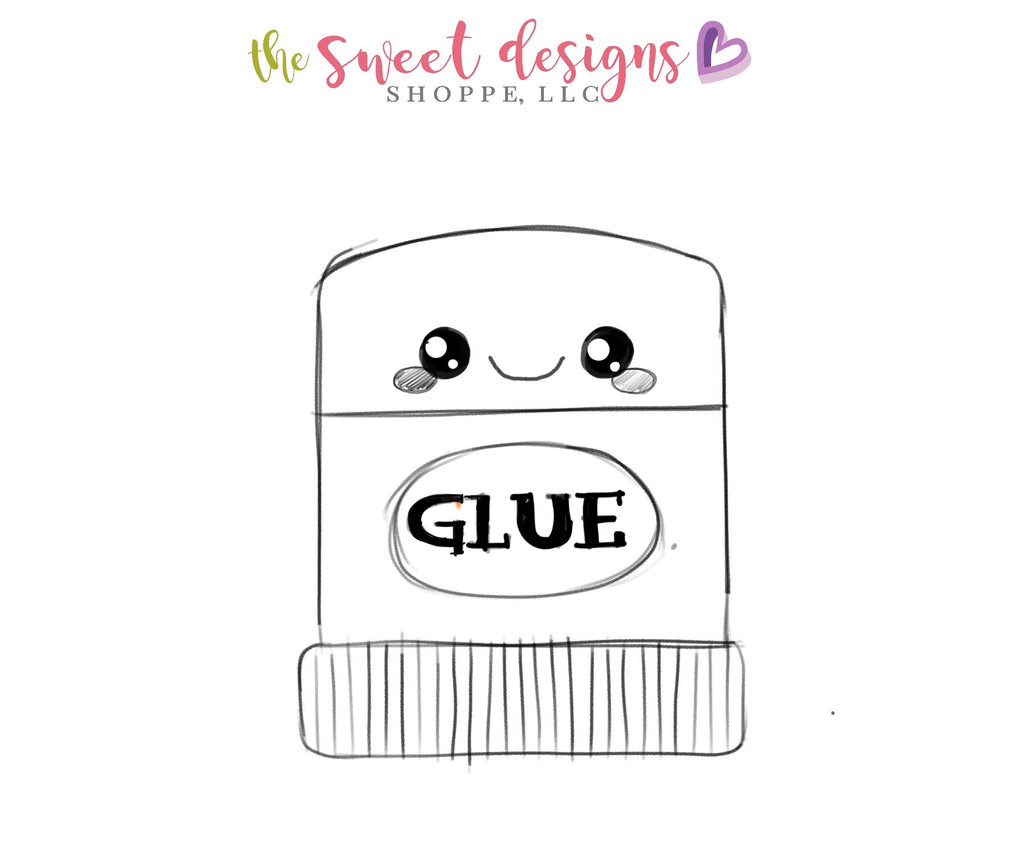 Grave / Kawaii Glue Stick V2 - Cutter