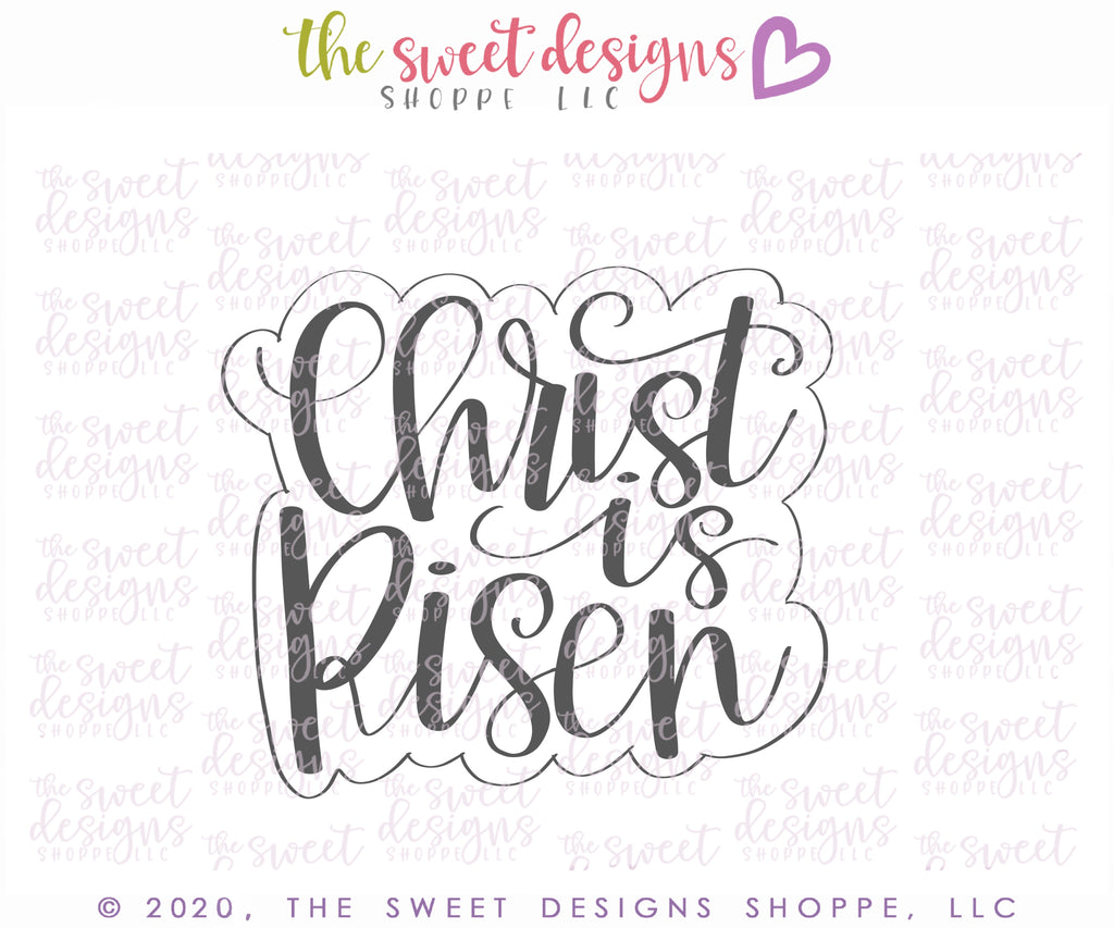 Christ is Risen 2020 - Cutter