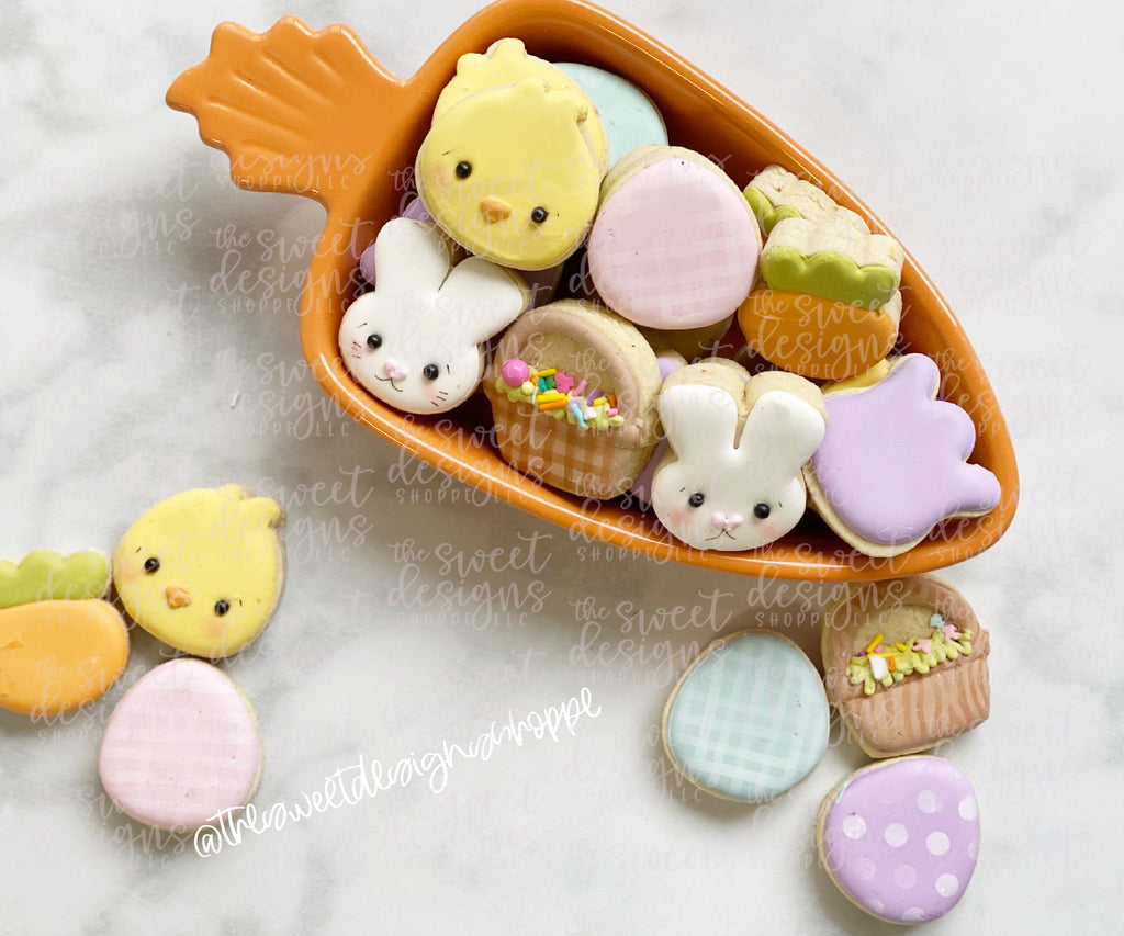 Easter Tiny Set - Cutters