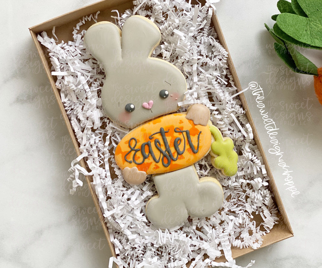 Easter Bunny Set - Cutters