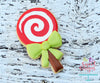 Lollipop with Bow