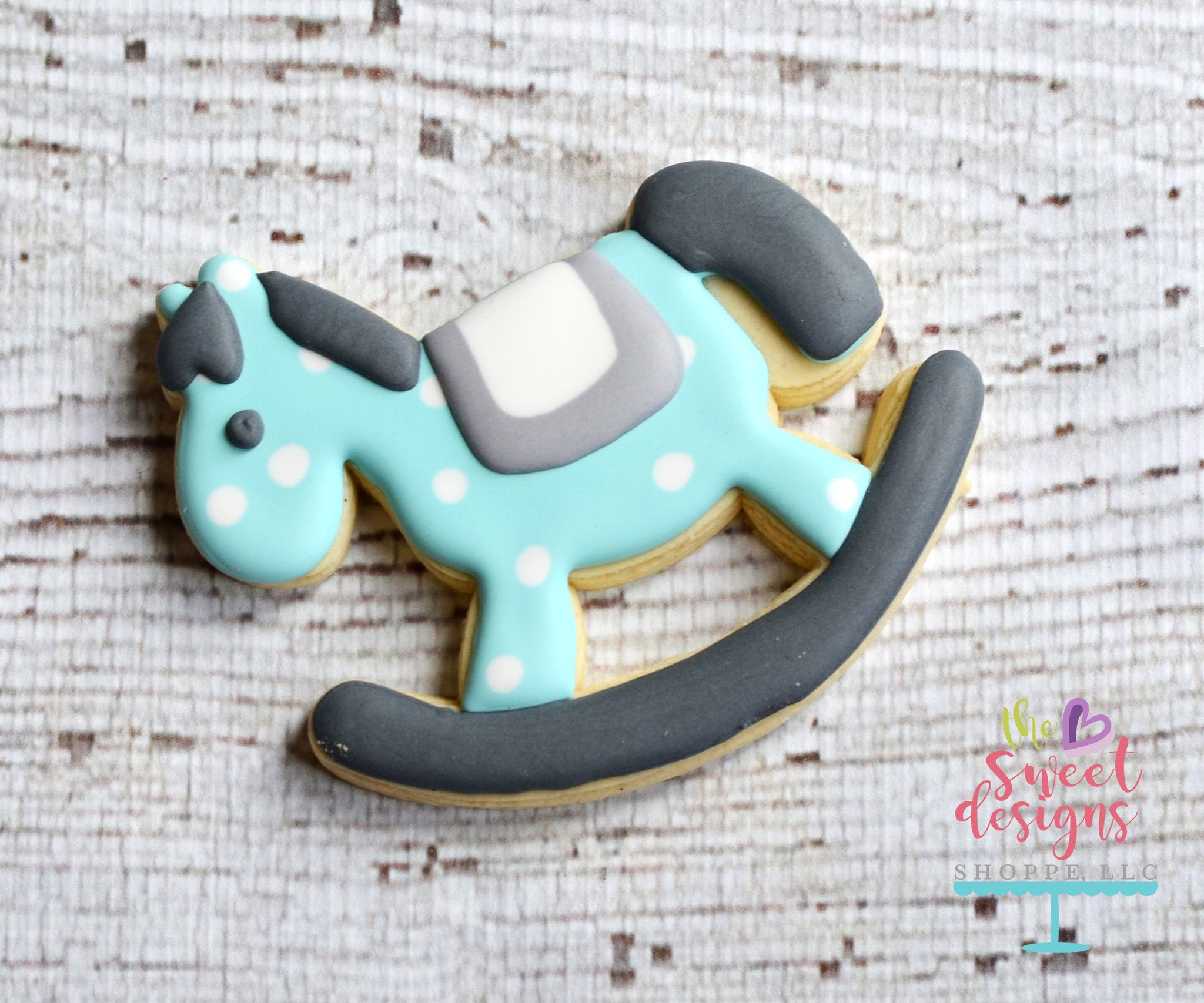 Rocking Horse Cutter The Sweet Designs Shoppe