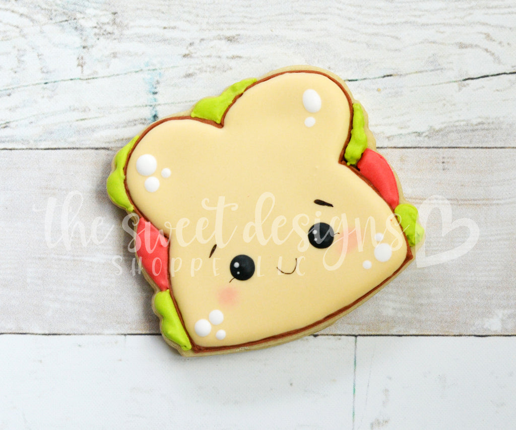 Kawaii Sandwich - Cutter