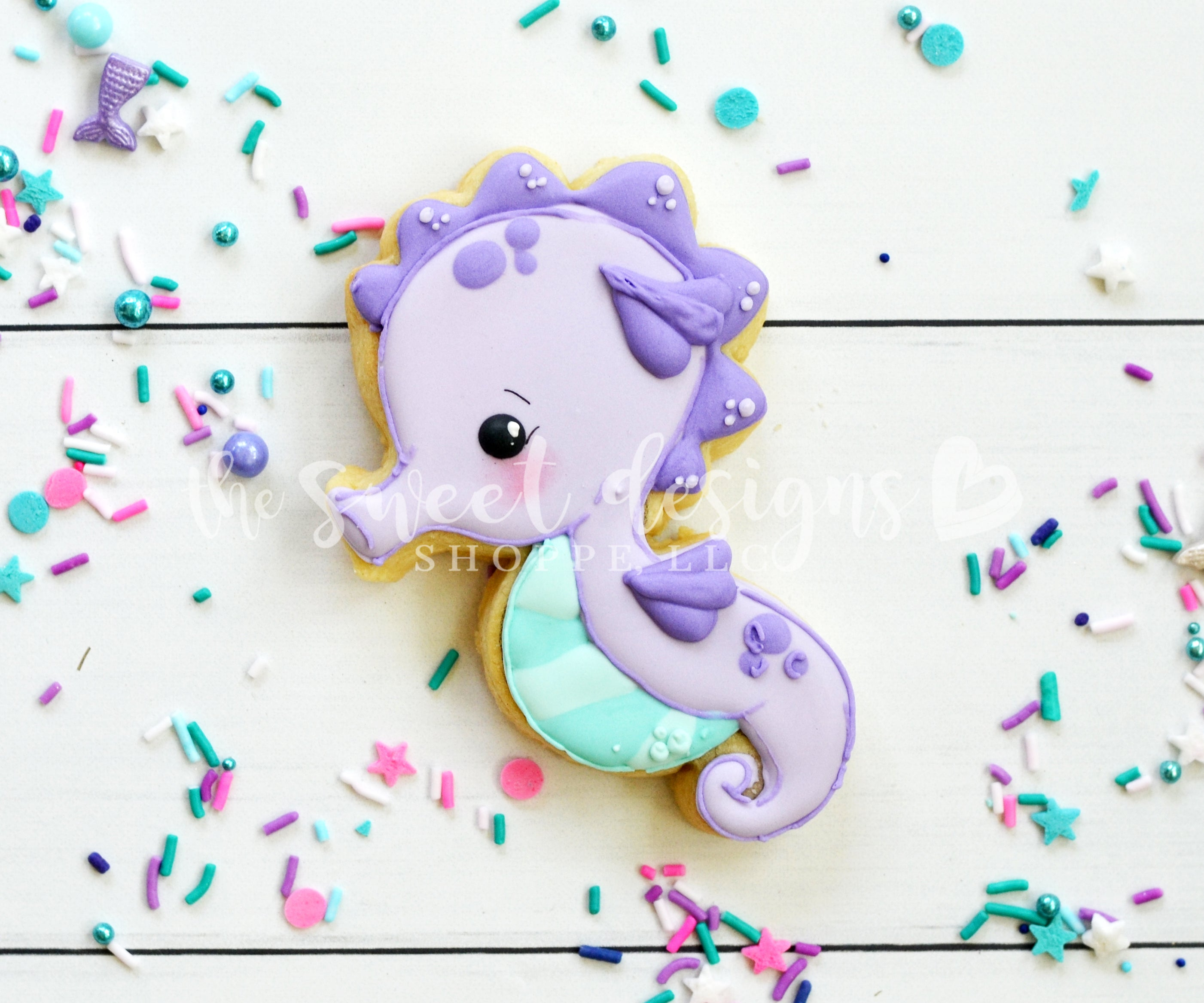 Seahorse Cutter The Sweet Designs Shoppe