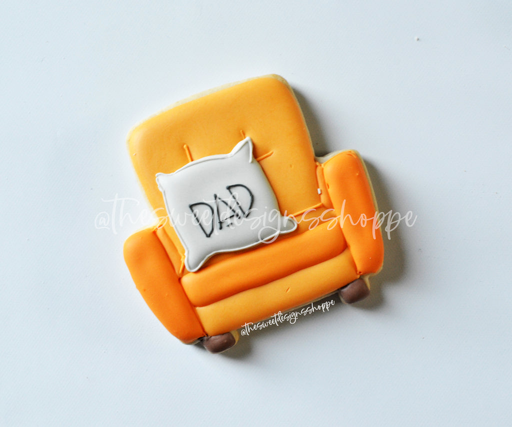 Daddy's Sofa - Cutter