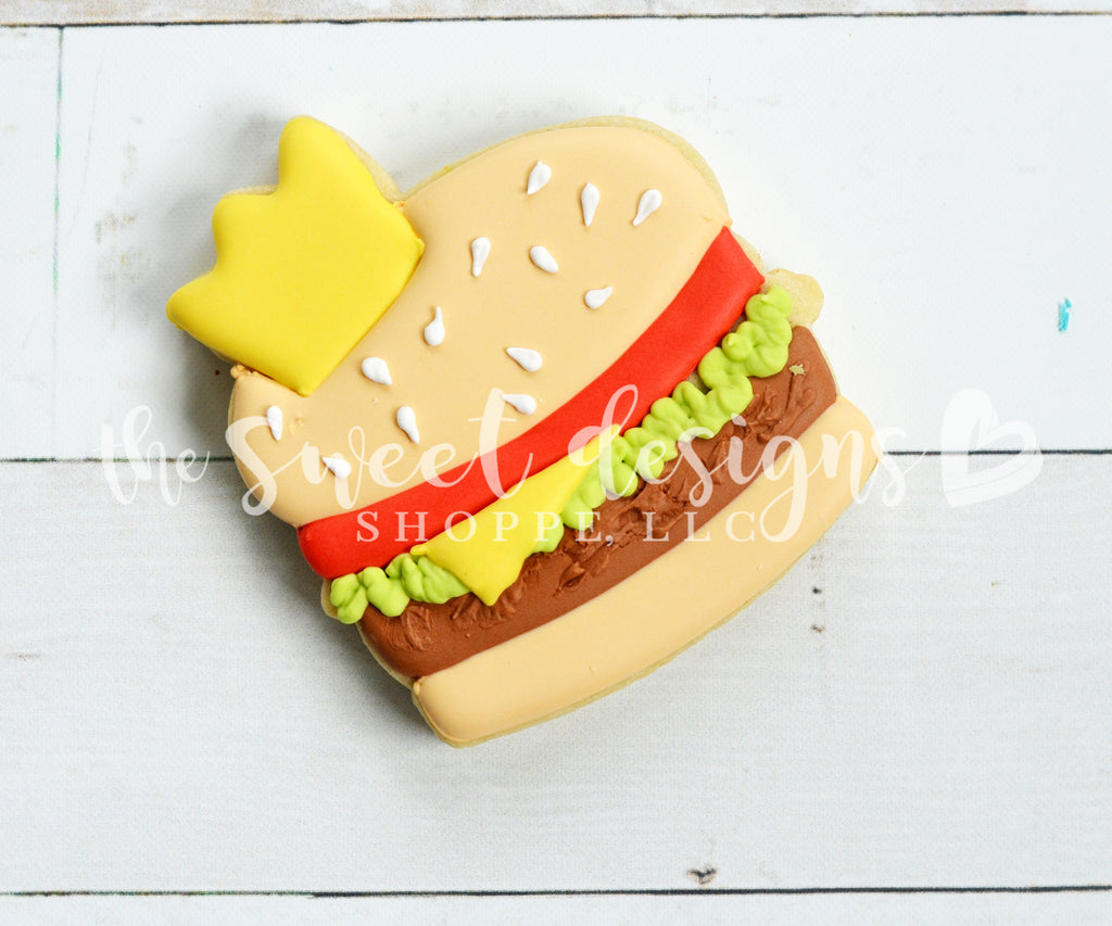 King Kawaii Burger - Cutter