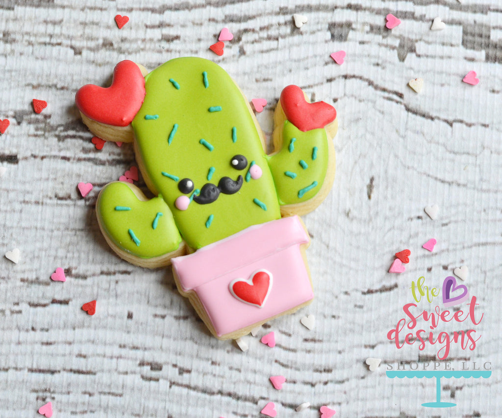 Cactus with Heart - Cutter