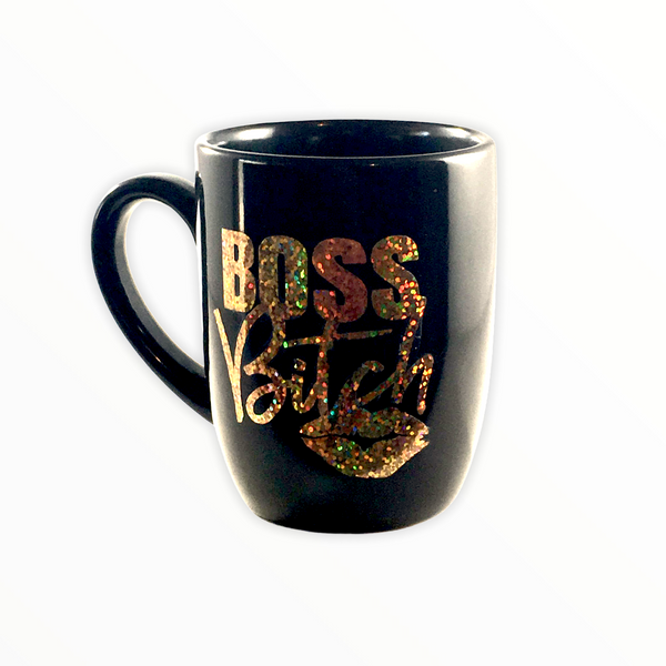 Boss Bitch Coffee Mug