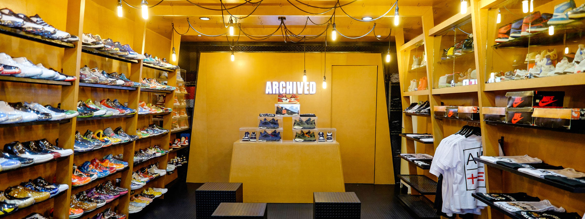 The Archived store based in Manila f31494056