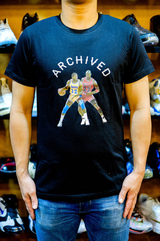 Archived MJ vs Magic Shirt