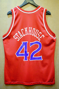 Vintage Champion Sixers Stackhouse Jersey