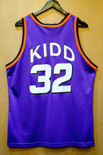 Load image into Gallery viewer, Vintage Champion Suns Kidd Jersey