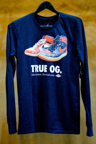 Nike True OG Long Sleeves