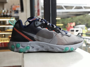 Nike React Element 87 Black Neptune
