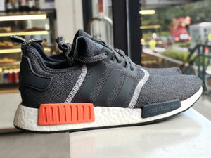 Adidas Nmd R1 Gray/Red Reflective