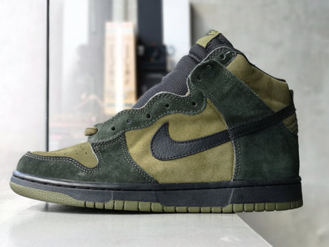 Nike Dunk SB High Hulk