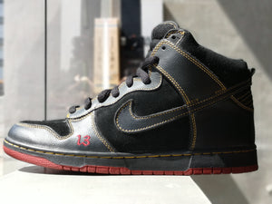 Nike Dunk High SB Unlucky