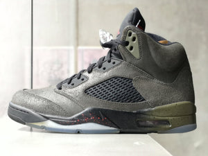 Air Jordan 5 Fear Pack