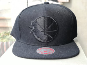 Mitchell & Ness GSW Snapback Wool B/B /Black