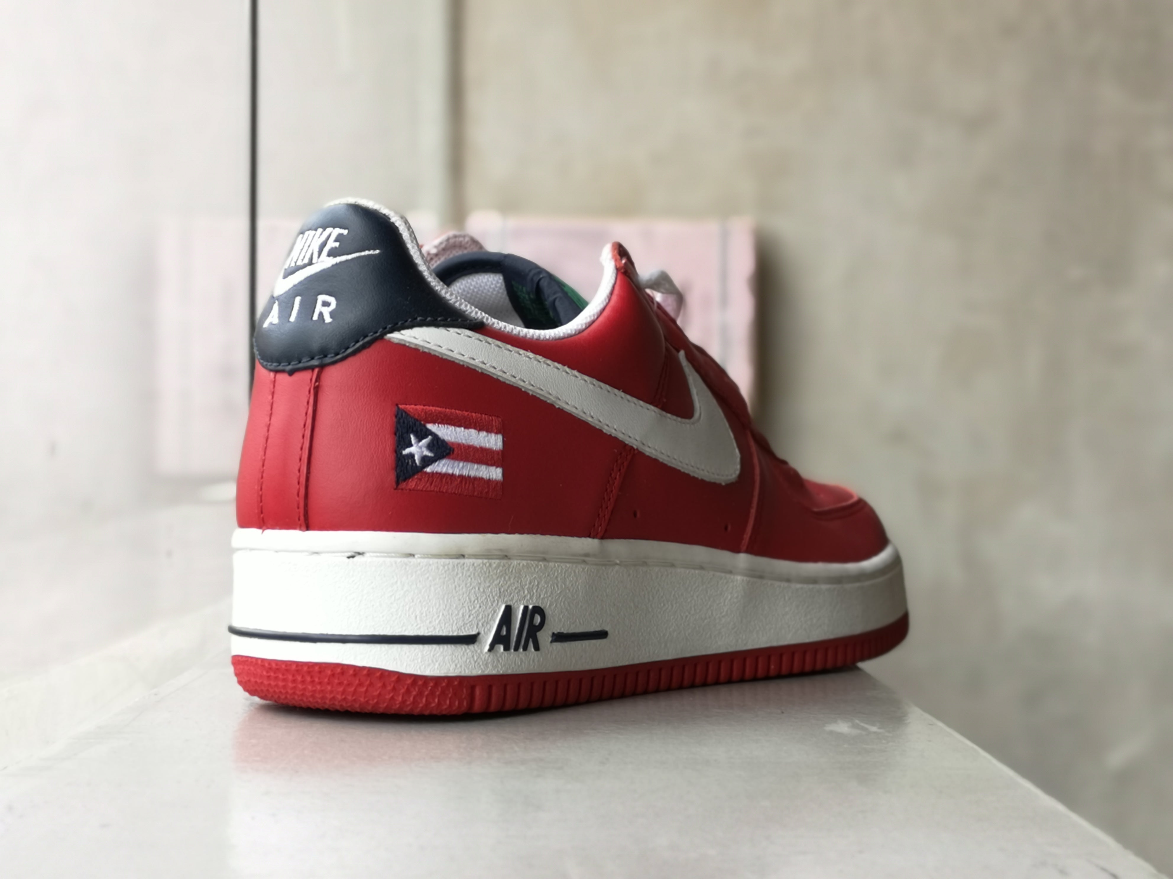 Nike Airforce 1 Low 3rd Puerto Rico