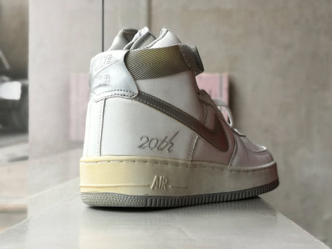 Nike Airforce 1 High 20th Anniversary 2002