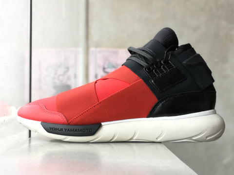 Adidas Y3 QASA High Red/Black