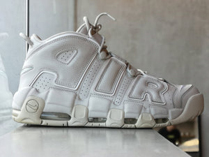 Nike Air More Uptempo Light Bone