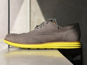 Cole Haan Lunargrand Gray/Yellow