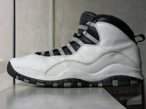 Air Jordan 10 Retro Steel 2013