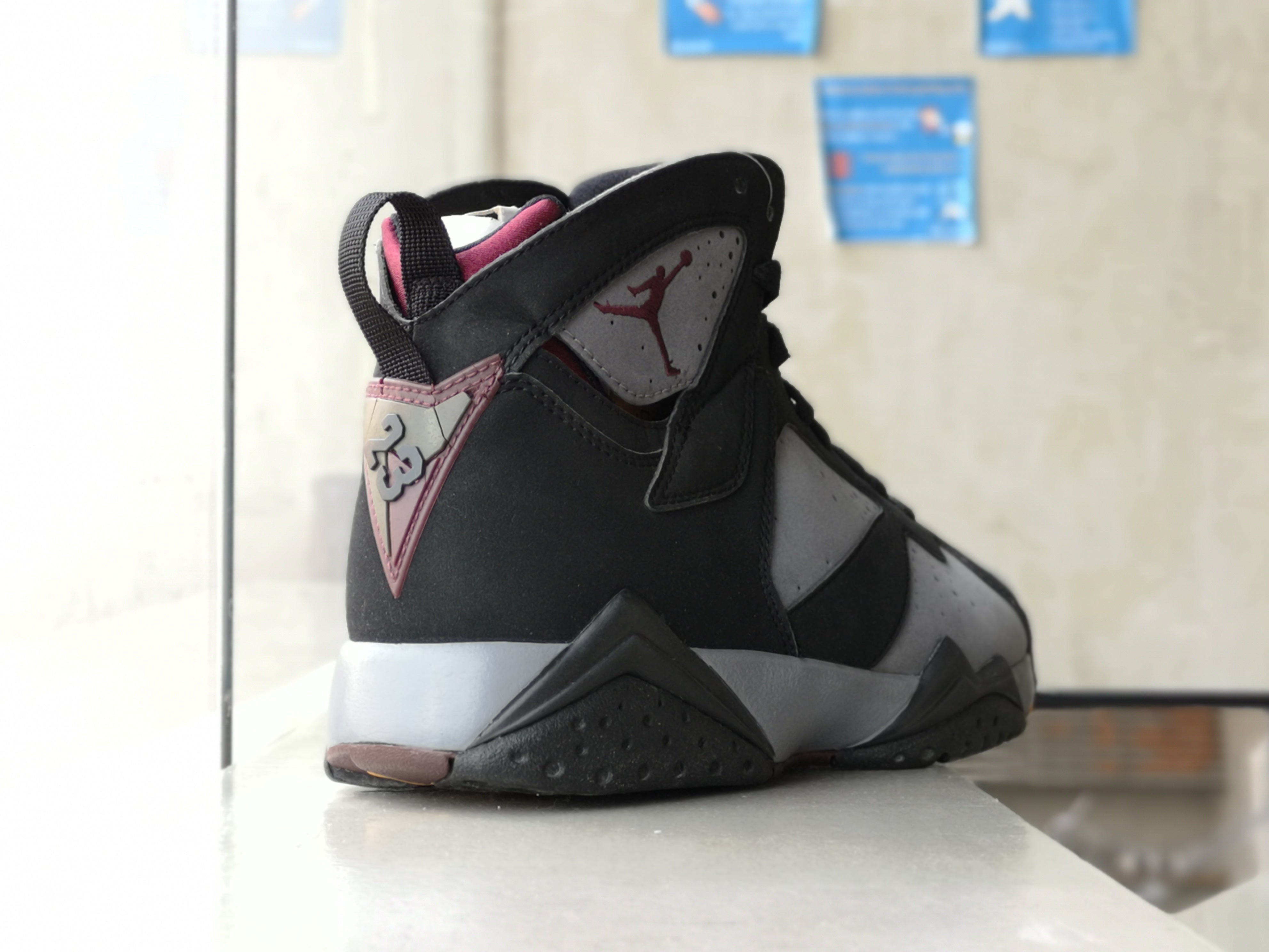 Air Jordan 7 Bordeaux 2011