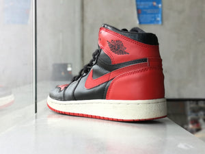 Air Jordan 1 High Breds 2001 (GS)