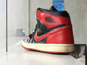 Air Jordan 1 High Retro Breds 2001