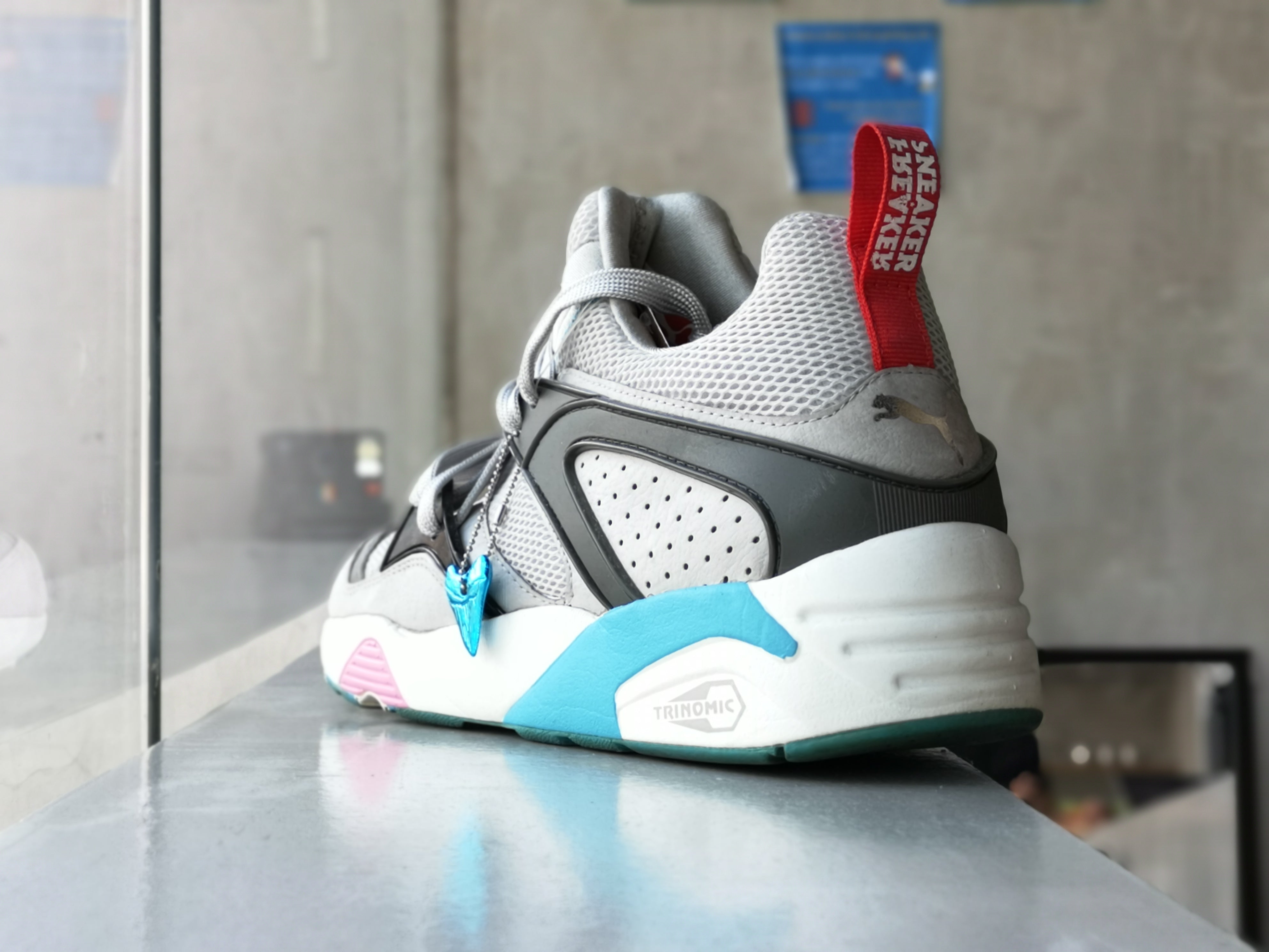 PUMA BLAZE OF GLORY GREAT WHITE X SNEAKER FREAKER